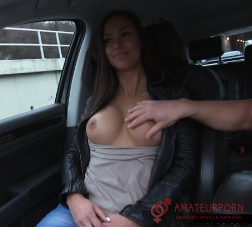 Victoria Sweet Pickup Hot Brunette