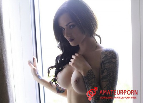 Tattrose Amateur Porn With Tattoo Girl