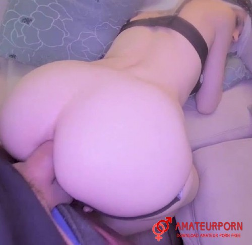 Cherry Crush Amateur Anal Creampie By Teen
