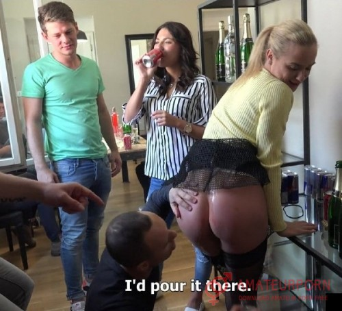 Hot Girl Amateur Drunk Orgy