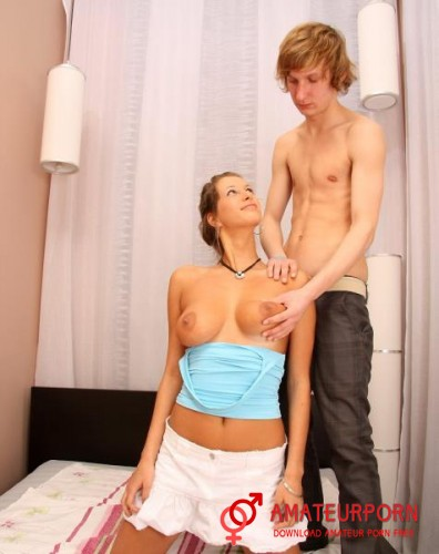 Feya Russian Teen With Big Breast
