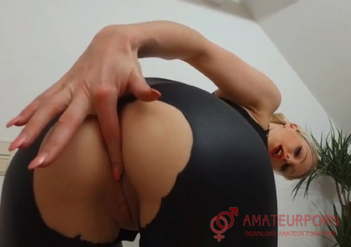 Lucy Cat Fuck German Girl In Latex Legwear