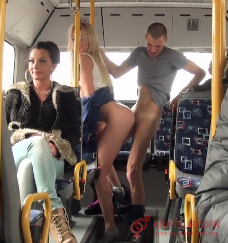 Lindsey Olsen Public Fuck On The Bus