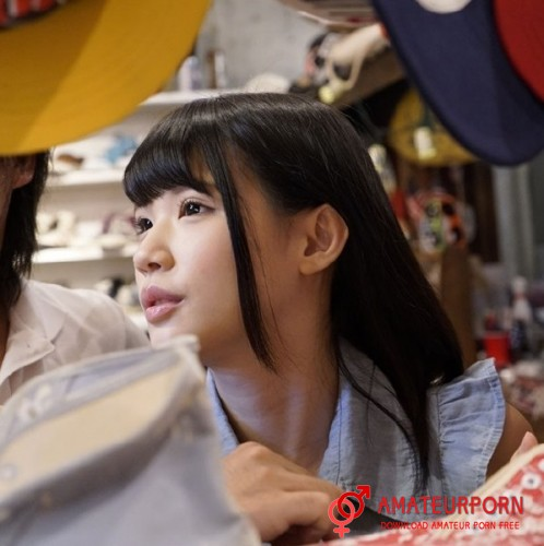 Aoi Shirosaki Sex With Japanese Girl In The Store