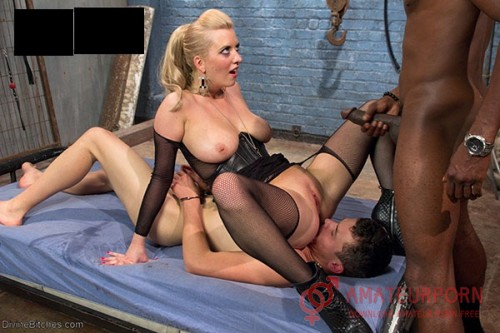 Cherry Torn Interracial Cuckolding