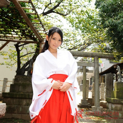 Ako Nishino Cute Japan Girl First Time Geisha