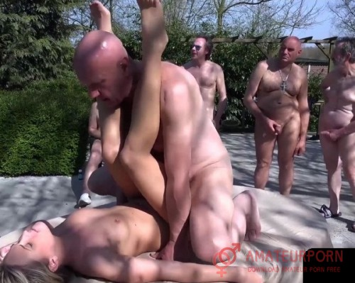 Vinna Reed Old Man Orgy With Young Girl