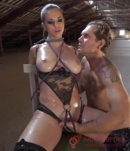 Nekane Kidnapping For Sex In Oil