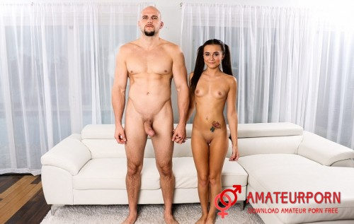 Kharlie Stone Huge Cock Fuck Tiny Girl
