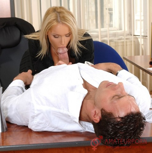 Kathia Nobili Anal In The Office