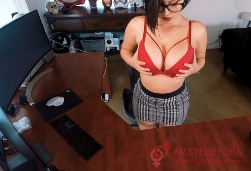 Bryci POV Office Sex