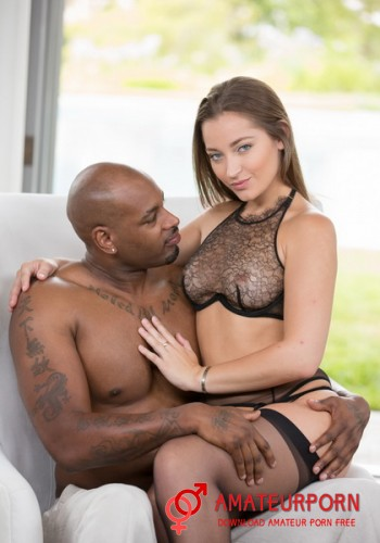 Dani Daniels First Sex With BBC