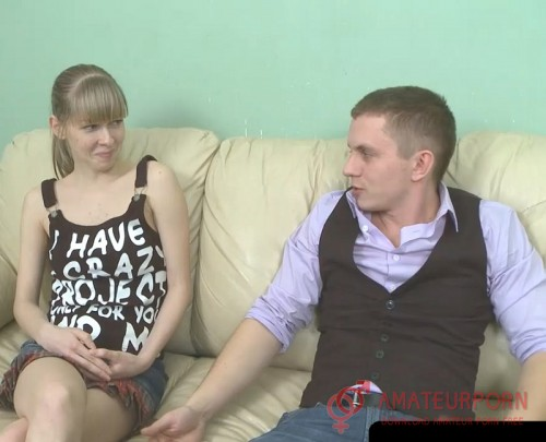 Tina Russian Teen Shy Sex