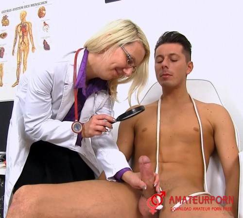 Sima Czech Milf Sperma Hospital