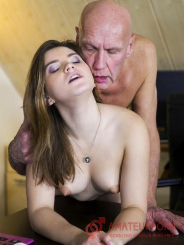 Evelina Darling Sex With Old Man