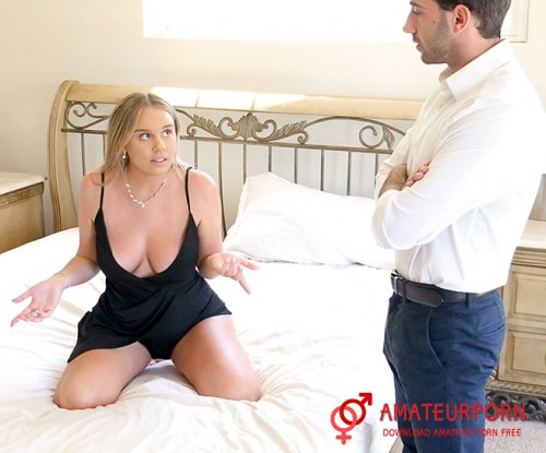 Alexis Adams Step Daughter Fucks Step Dad To Go To Party