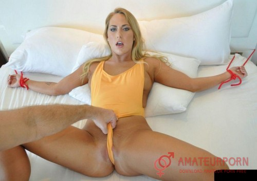 Carter Cruise Tied Up Sex