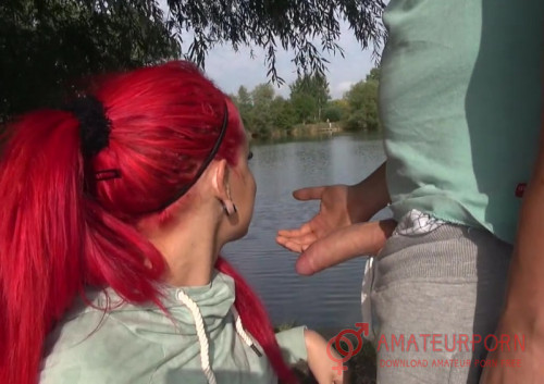 Lexy Roxx German Public Sex In The Park