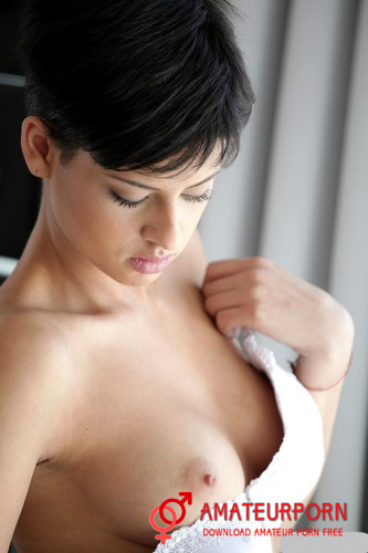 Coco de Mal Romantic Sex With Short Haired Girl