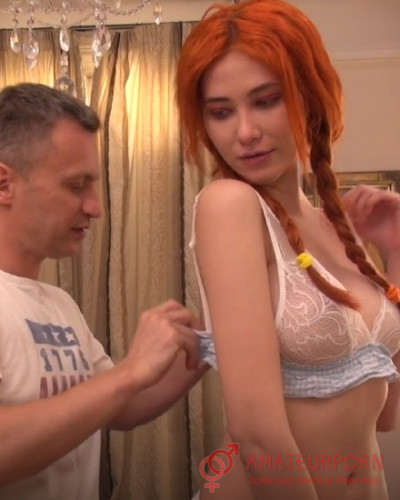 Kirsten Sex With Redhead France Girl