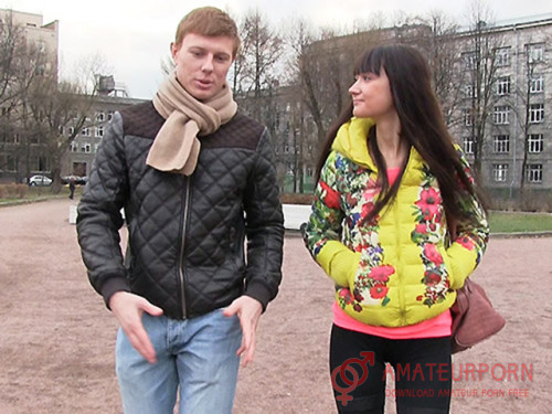 Anna Sex With Russian Teen