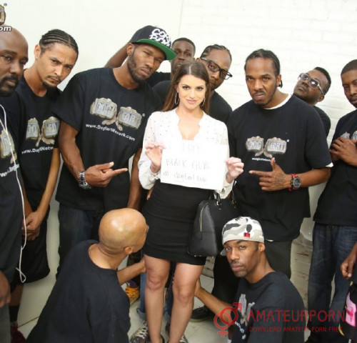 Brooklyn Chase Orgy Sex With BBC