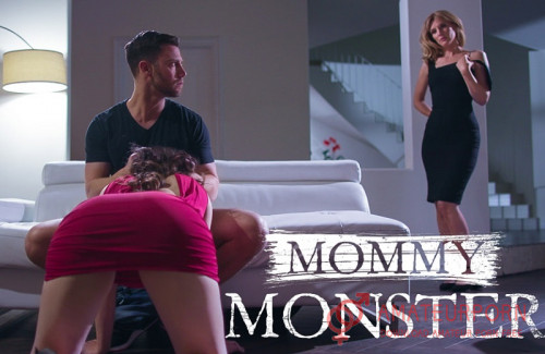 Casey Calvert and Mona Wales StepMom Watch How StepDaughter Suck Cock