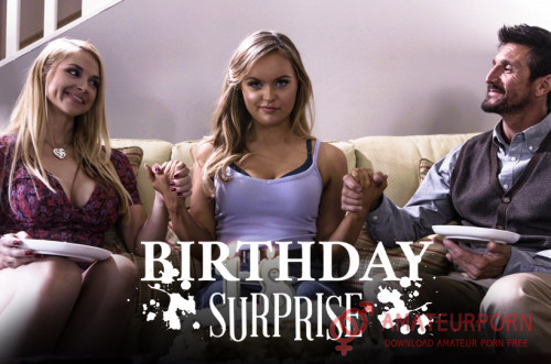 Sarah Vandella and River Fox Birthday Sex Surprise